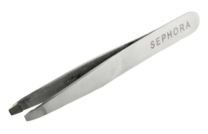 Best Tweezers For Eyebrows - 3. Sephora Collection On The Mark Precision Tweezers