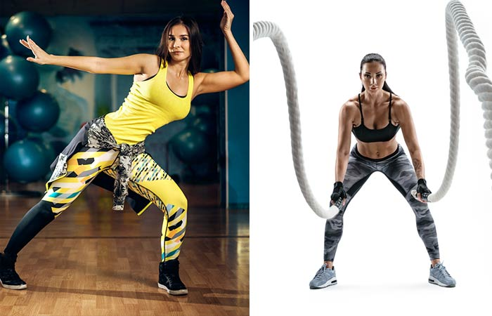 Workout Clothing Brands - Zumba HIIT