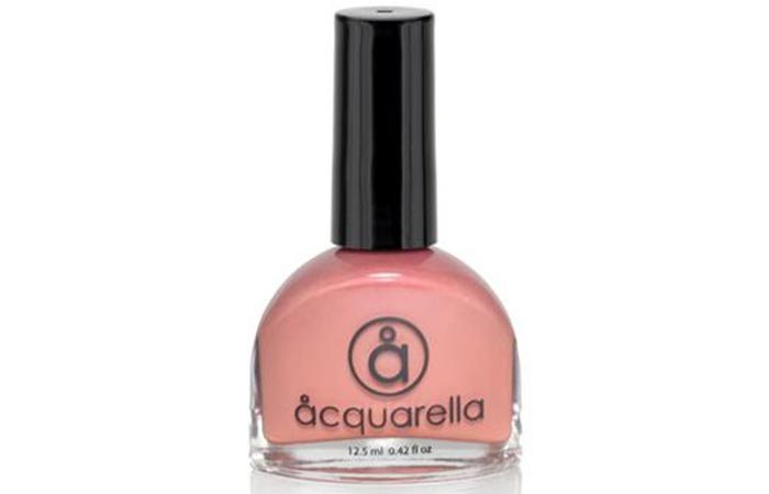 Best Non-Toxic Nail Polishes - 4. Acquarella