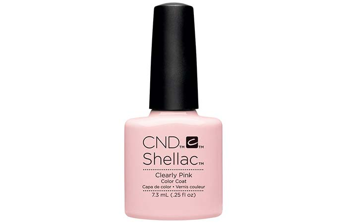 Best Gel Nail Polish - 4. CND Shellac Power Polish