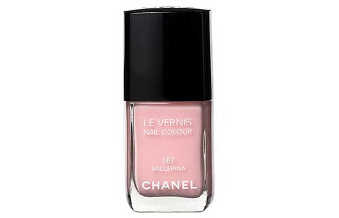 Best Nude Nail Polishes - 4. Chanel Nail Polish In Ballerina