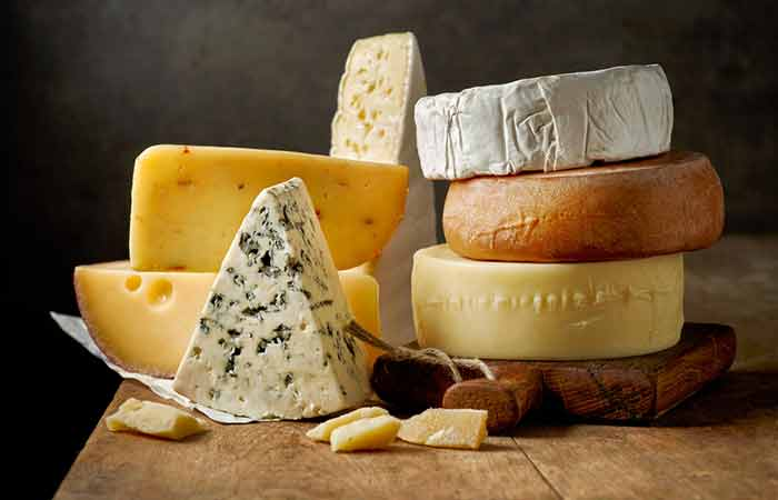 4. Cheese