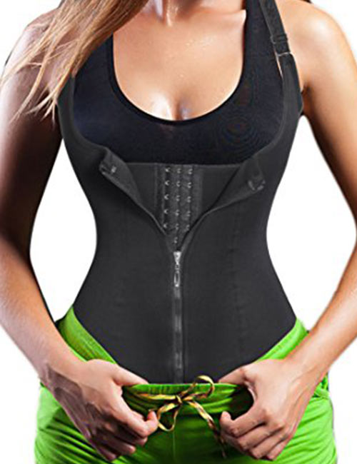 6b1f94e701 Best Waist Trainers - Eleady Women s Underbust Corset Waist Trainer
