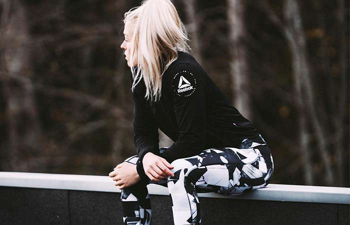 Workout Clothing Brands - Reebok