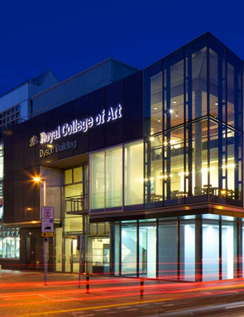 Fashion Schools - Royal College Of Arts, London
