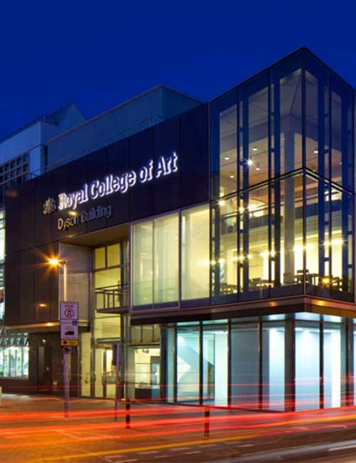 Fashion Schools - Royal College Of Arts, London