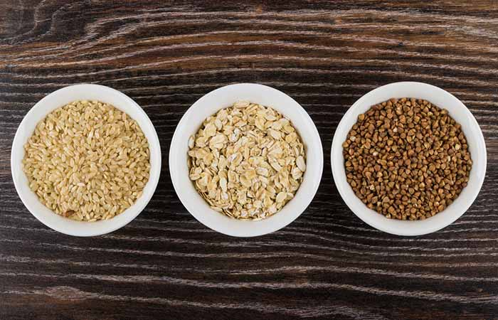 4. Whole Grains