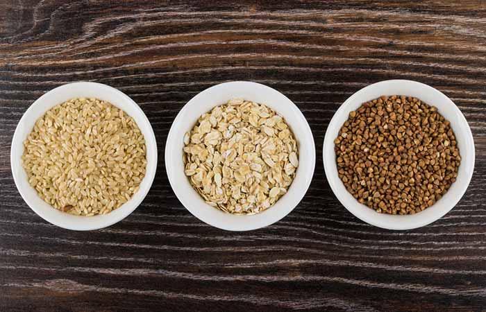4. Whole Grains