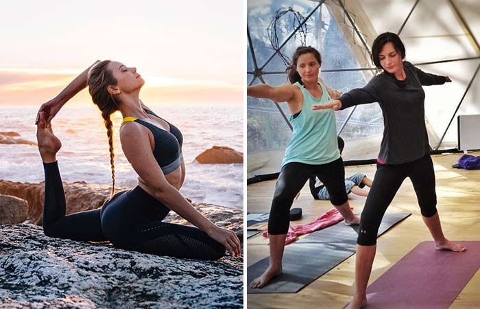 Workout Clothing Brands - Yoga