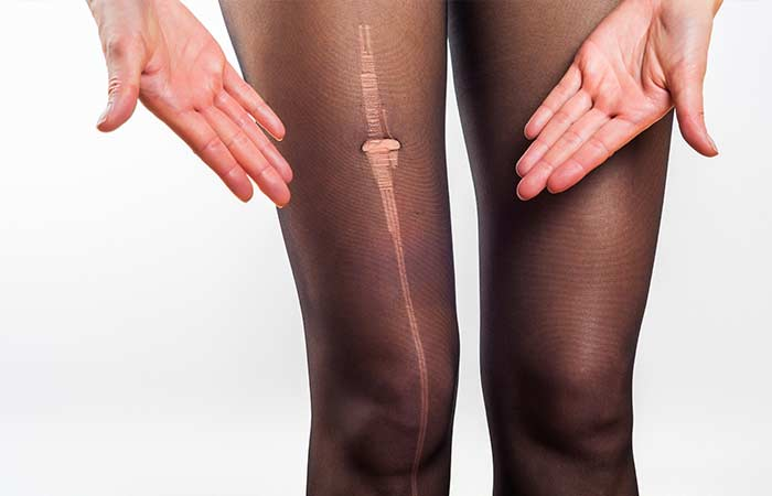 5. Brand New Tights Every Month?