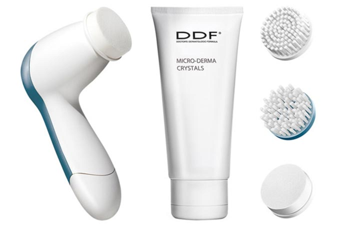 Best Facial Cleansing Brushes - DDF Revolve Professional Micro-Polishing System