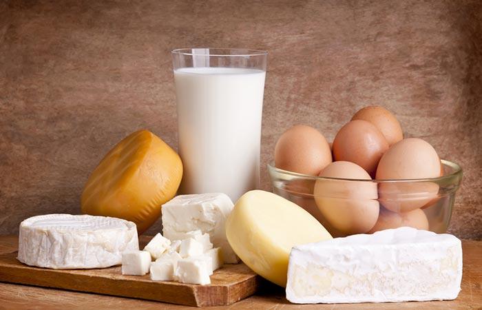 5. Dairy & Eggs