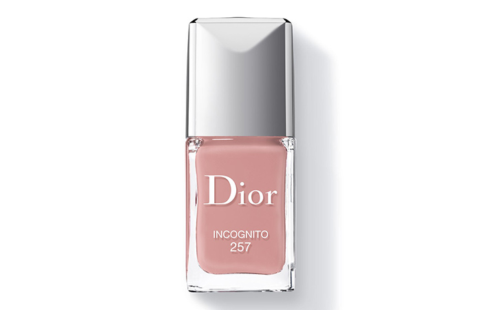 Best Nude Nail Polishes - 5. Dior Nail Polish In Incognito