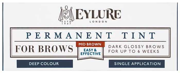 5. Eylure Permanent Brow Tint