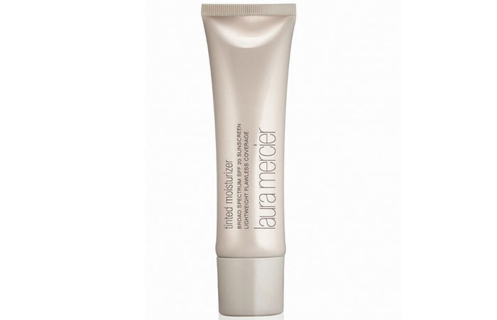 5. Laura Mercier Tinted Moisturizer Broad Spectrum SPF 20