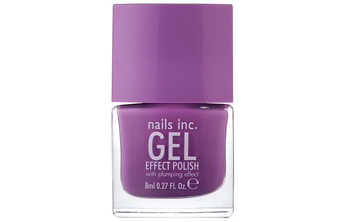 Best Gel Nail Polish - 5. Nails Inc Gel Effect Nail Polish