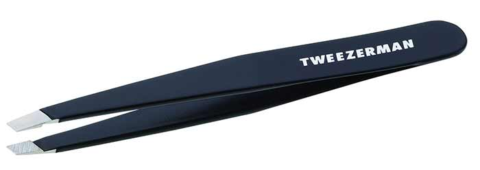 Best Tweezers For Eyebrows - 5. Tweezerman Stainless Steel Slant Tweezer