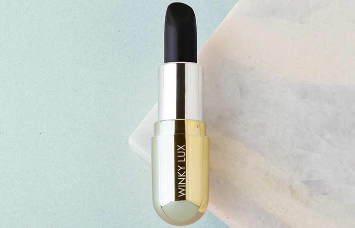 Best Black Lipsticks - 5. Winky Lux In Voodoo