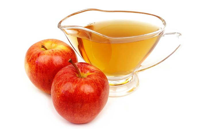 6. Apple Cider Vinegar