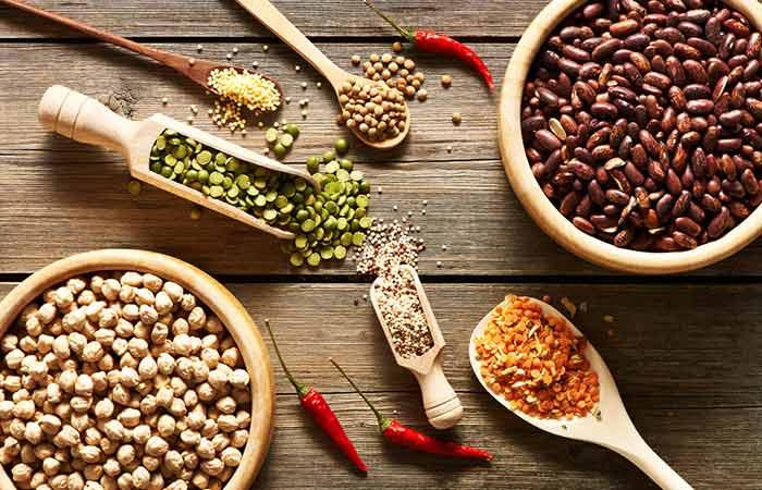 6. Beans & Legumes
