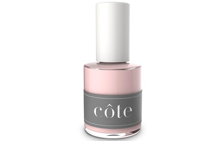 Best Non-Toxic Nail Polishes - 6. Côte