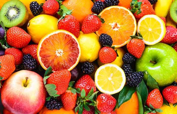 6. Fruits