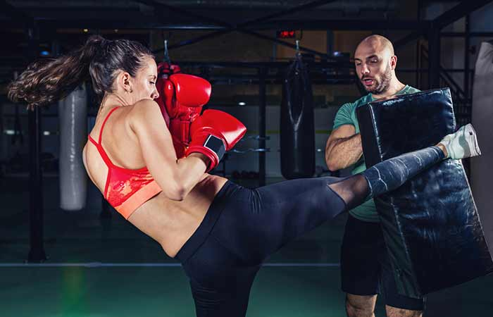 Workout Clothing Brands - Kickboxing