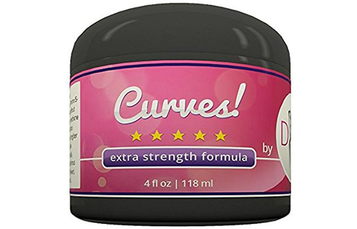 7. DIVA Fit & Sexy Curves Butt Enhancement Cream