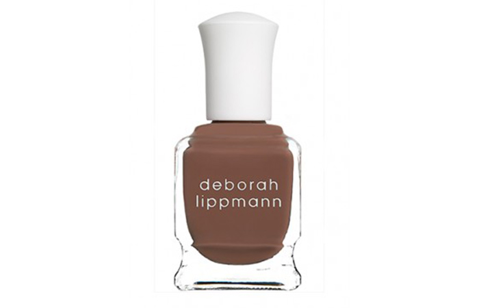 Best Nude Nail Polishes - 7. Deborah Lippmann Nail Polish In Knock On Wood