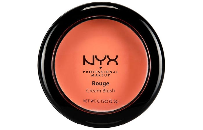 Best Cream Blushes - 7. NYX Cosmetics Rouge Cream Blush