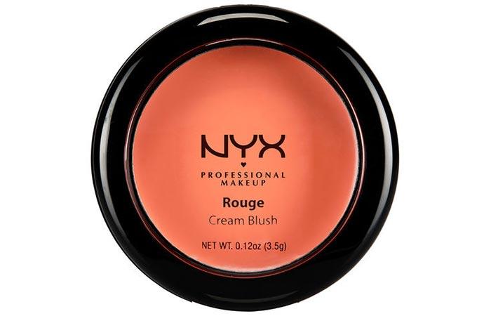 Best Cream Blushes - 7. NYX Cosmetics Rouge Cream Blush