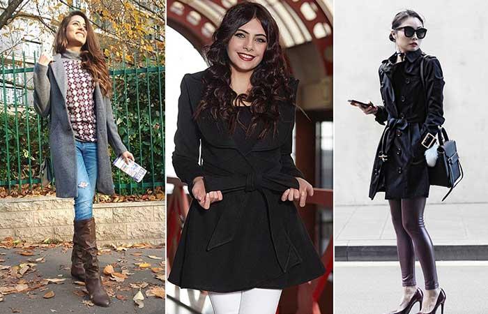 Types Of Jackets - Overcoat