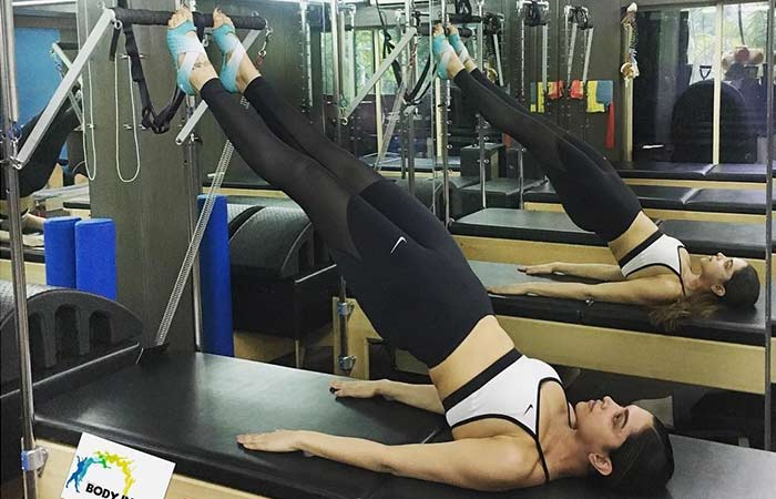Workout Clothing Brands - Pilates