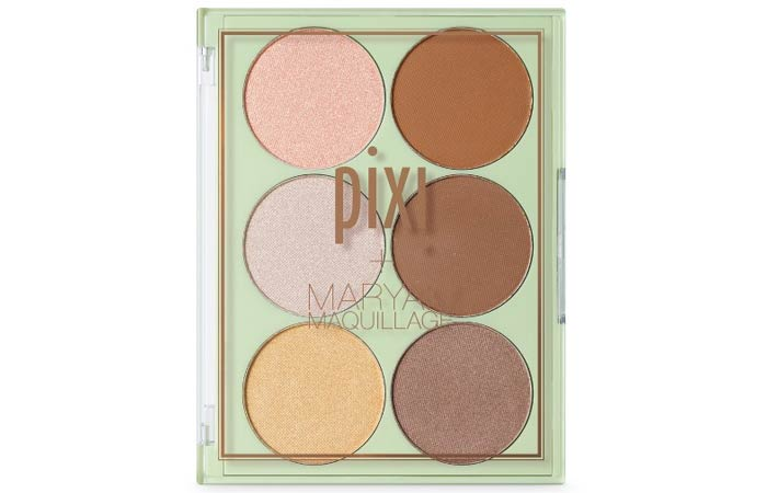 Best Drugstore Contour Kits - 7. Pixi Highlight And Contour Palette
