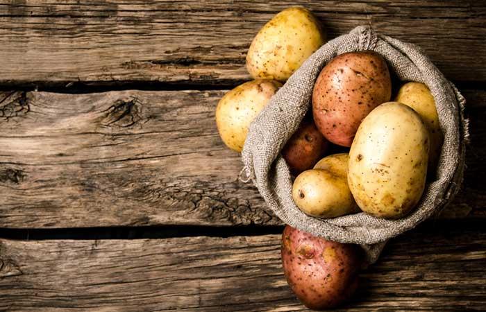 7. Potato