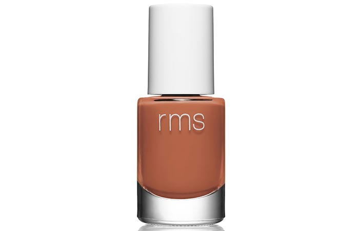 Best Non-Toxic Nail Polishes - 7. RMS
