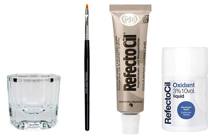 7. RefectoCil Eyelash And Eyebrow Tint