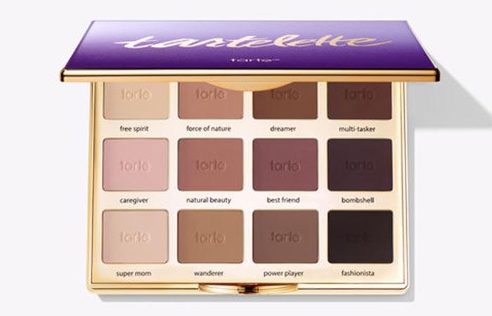 Best Matte Eyeshadow Palettes - 7. Tarte Tartelette Amazonian Clay Matte Eyeshadow Palette
