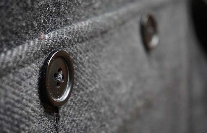 7. The Half Belt On Your Coat