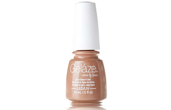 Best Gel Nail Polish - 8. China Glaze Gelaze Nail Polish