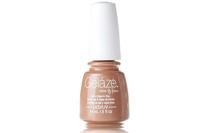 Best Gel Nail Polish - 8. China Glaze Gelaze Nail Polish