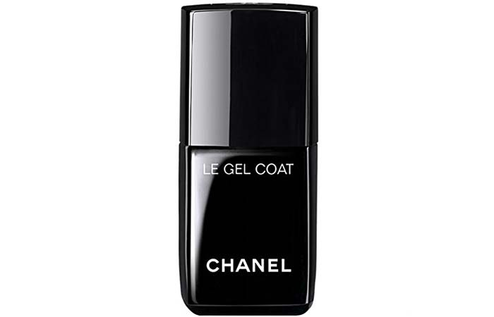 Best Gel Nail Polish - 9. Chanel Le Gel Coat Longwear Top Coat