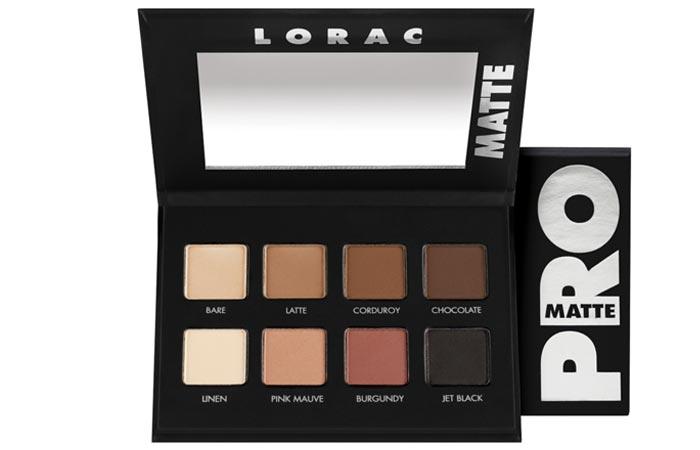 Best Selling Matte Eyeshadow Palettes - 9. LORAC Pro Matte Eyeshadow Palette