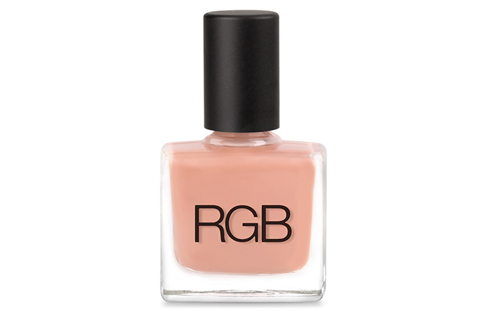 Best Nude Nail Polishes - 9. RGB Nail Polish In Blush