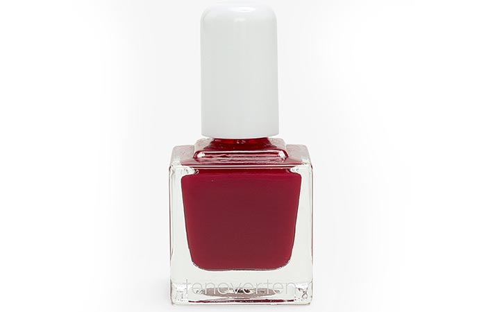 Non-Toxic Nail Polish Brands - Tenoverten