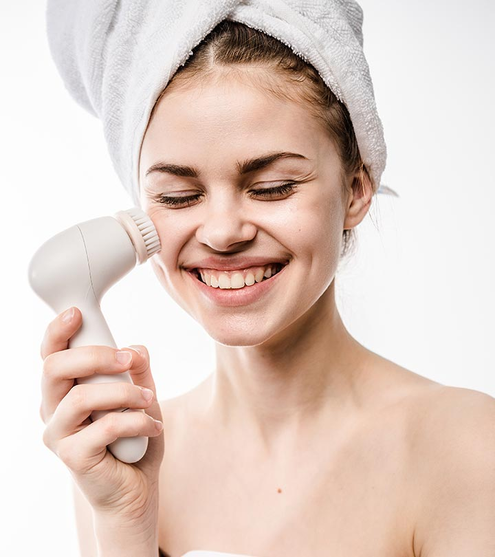 Brush facial cleaners images 206