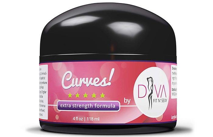 Curves Butt Enhancement And Enlargement Cream