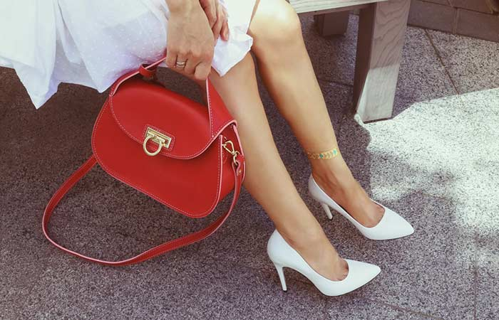 Fashion Rule No. 1 Your Purse Must Match Your Shoes