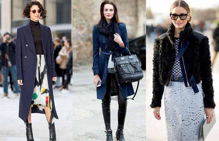 Fashion Rule No. 3 Navy & Black Don't Belong Together