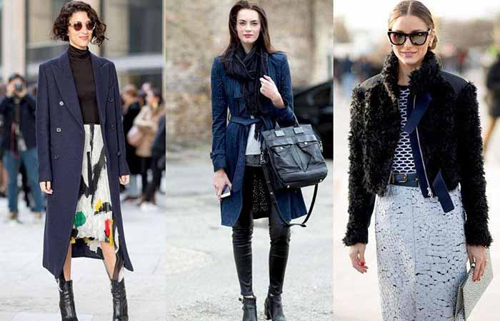 Fashion Rule No. 3 Navy & Black Don't Belong Together